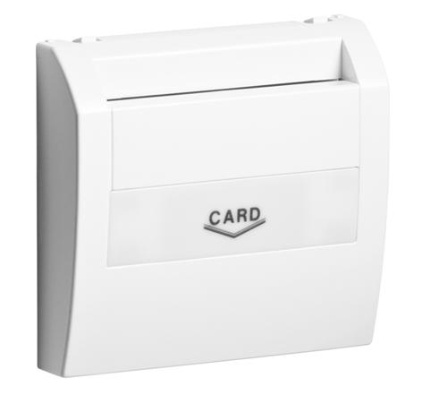 Enjoliveur pour Interrupteur Card-system