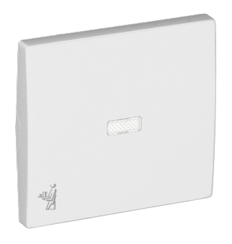 Doigt pour Interrupteurs Lumineux avec Symbole Employée